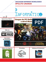 Revista Mundo Informático Vol. 02