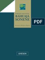 Anexo del Inventario biológico Parque Nacional Bahuaja Sonene IBR WCS