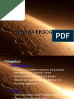 tenaga eksogen