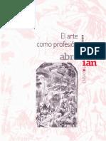 Argudin Luis, El Arte Como Profesión