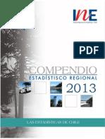 Compendio Estadístico 2013