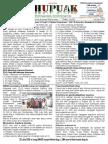 Thupuak Volume 10, Issue 06 (19 July 2015)