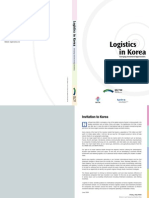 Logistics in Korea