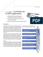 Purifiers-nitrogen for Lcms