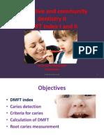 6.DMFT index a