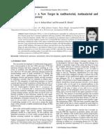 Peptide Deformylase