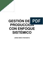 Libro Gestión de La Producción Con Enfoque Sistémico