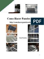 Como Hacer Panel Es Solares
