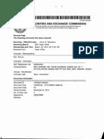 BDO Audited Financial Statement 2013