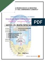 Hotel Buen Descancoo