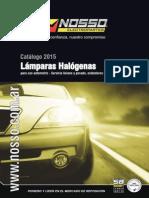 Catalogo NOSSO Lamparas 2015