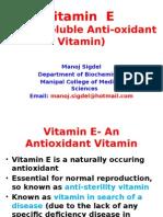 Vitaminn E