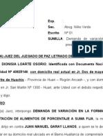 Carta Notarial - Huantar