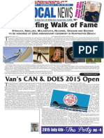 The Local News, July 15, 2015