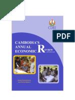Cambodia's Annual Economic