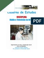 Radio e Televisao No Brasil