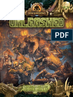 Iron Kingdoms Unleashed Roleplaying Game Core Rules