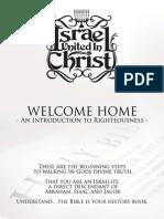 Israel United in Christ