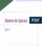 C1-Sisteme de Operare