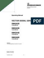 Operating Manual Vol 2 Smiqb e9 Bd2