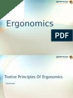Ergonomics 5