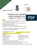 Copa Verano 2015