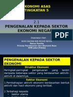 13979505 Pengenalan Kepada Sektor Ekonomi Negara