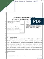 Norwood v. Woodford et al - Document No. 13