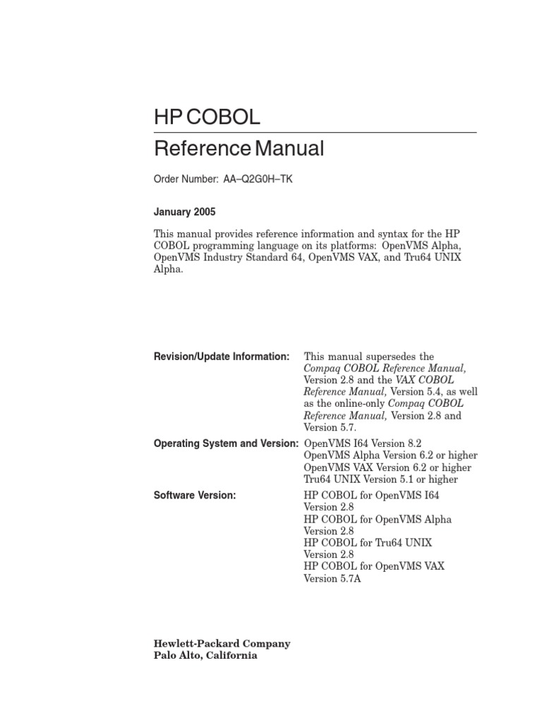 aa q2g0h tk notation areas of computer science rh scribd com COBOL Programming Python Programming