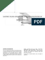 Gastricfluidandstoneanalysis Group 10 3FMT