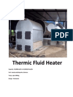 Thermic Fluid Heater manufacturer