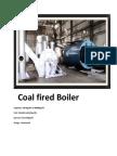 Coal Fired Boiler manufacturer