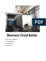 Biomass Fired Boiler manufacturer
