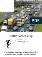Presentation on Traffic Forecasting