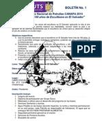 Boletín No 1 Canapa 2014