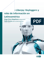Operación Liberpy Keyloggers en América Latina