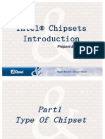 Intel Chipset Introduction