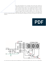 anti theft system pdf electrical connector voltagethis is a simple 30v volt meter using pic16f676 micro controller with 10