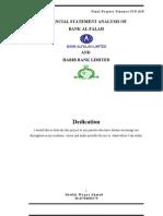 Habib Bank Report