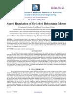 34 Speed Regulation