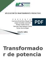 aplicacindemantenimientopredictivoatransformador-130124140642-phpapp01