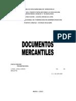 Documentos Mercantile s
