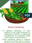 Rural Marketing-an overview