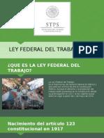 Presentacion Ley Federal Del Trabajo