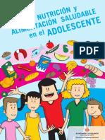 Guia Nutricion Adolescentes