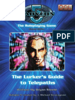 The Lurker's Guide to Telepaths