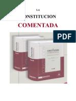 Constitución Comentada Tomo I
