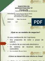 CASO BCP Tecnologias de informacion