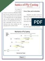 Mechanics of Fly Casting