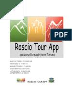 Roscio Tour App